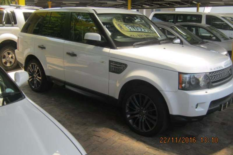 Land Rover Range Rover Range Rover Supercharged 2010