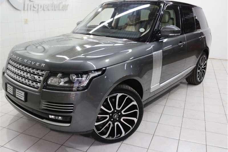 Land Rover Range Rover SDV8 Vogue SE 2014