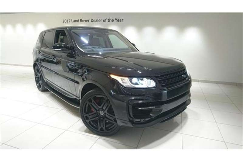 Land Rover Range Rover Sport Autobiography Dynamic Supercharged 2016