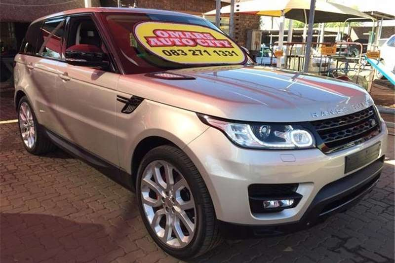 Land Rover Range Rover Sport HSE Dynamic Supercharged 2014