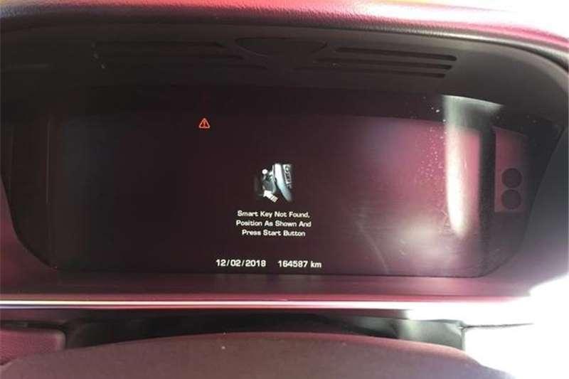 Land Rover Range Rover Sport HSE SDV6 2014