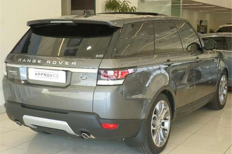 Land Rover Range Rover Sport SDV6 HSE 2017