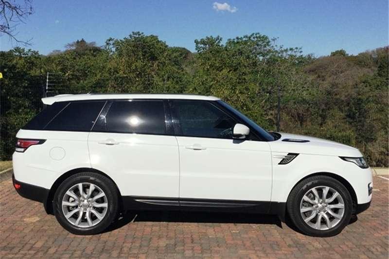 Land Rover Range Rover Sport SDV8 HSE Dynamic 2014