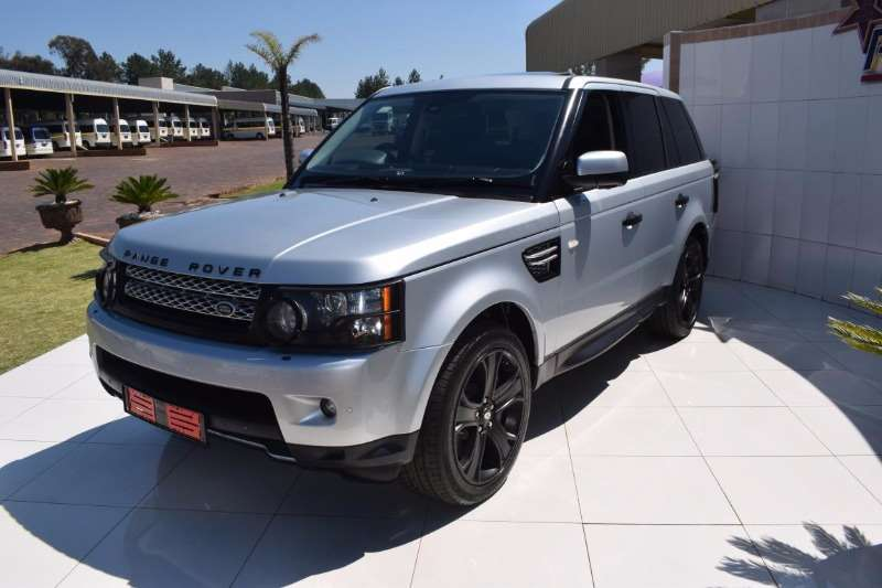 2010 land rover range rover sport supercharged crossover suv awd cars for sale in gauteng. Black Bedroom Furniture Sets. Home Design Ideas