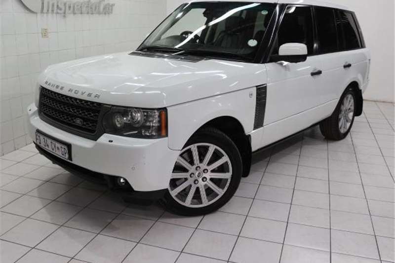 2011 land rover range rover sport supercharged crossover suv awd cars for sale in gauteng. Black Bedroom Furniture Sets. Home Design Ideas