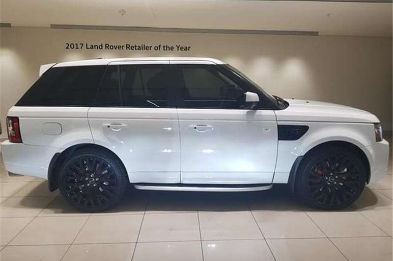 Land Rover Range Rover Sport Supercharged Autobiography 2012