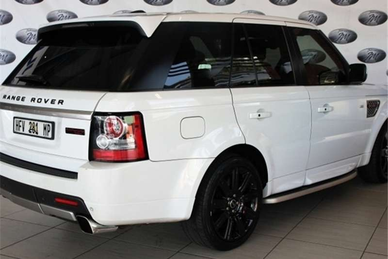 2012 land rover range rover sport supercharged autobiography sport crossover suv awd cars. Black Bedroom Furniture Sets. Home Design Ideas