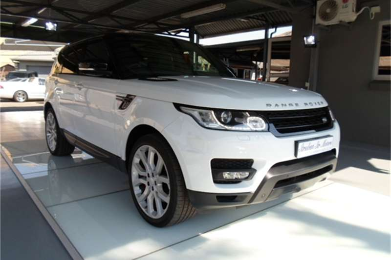 Land Rover For Sale In Gauteng >> 2014 Land Rover Range Rover Sport Supercharged HSE Dynamic Crossover - SUV ( Petrol / AWD ...