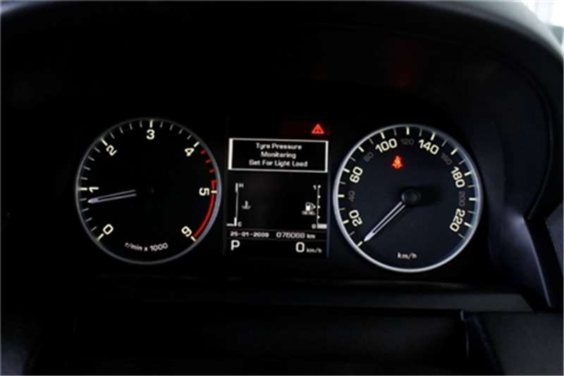Land Rover Range Rover Sport TDV6 HSE Luxury 2012