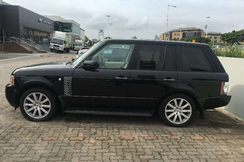 2010 land rover range rover supercharged crossover suv awd cars for sale in kwazulu natal. Black Bedroom Furniture Sets. Home Design Ideas