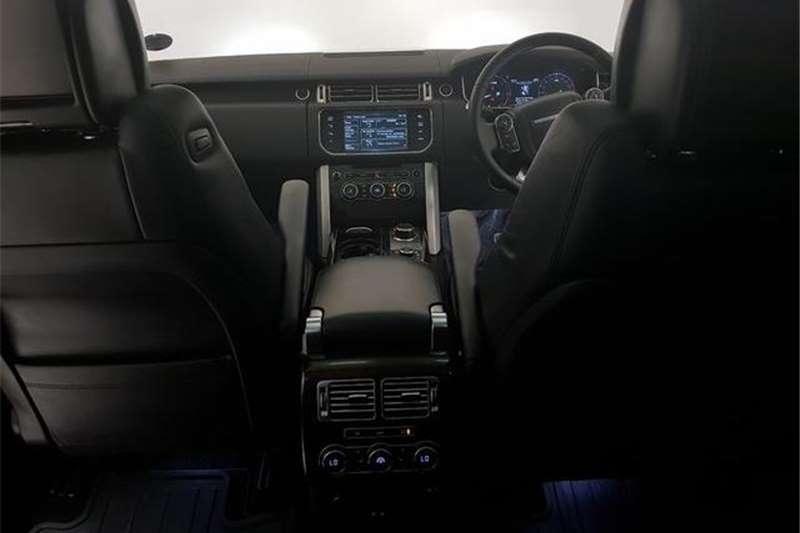 Land Rover Range Rover Vogue SE SDV8 2014