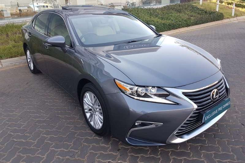 2016 lexus es 250 ex sedan petrol fwd automatic cars for sale in gauteng r 469 900 on. Black Bedroom Furniture Sets. Home Design Ideas