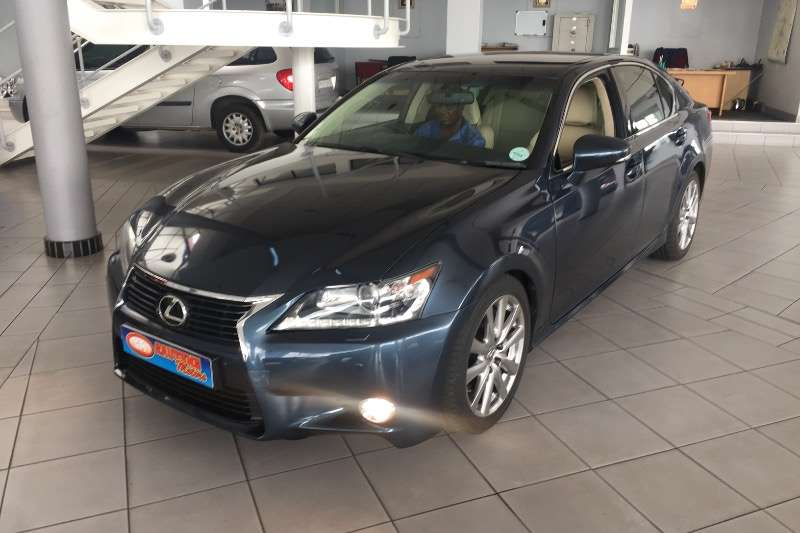 2013 lexus gs 350 ex sedan petrol rwd automatic cars for sale in gauteng r 359 950 on. Black Bedroom Furniture Sets. Home Design Ideas