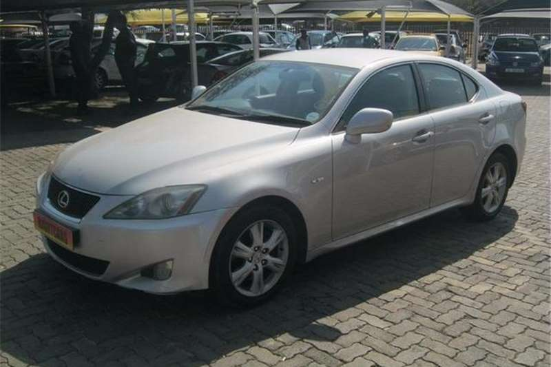 Lexus IS 250 auto 2007