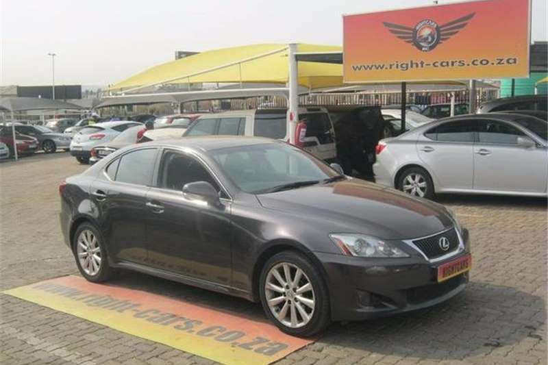 Lexus IS 250 auto 2009