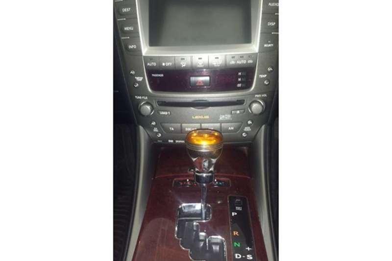 Lexus IS 250 SE automatic 2008