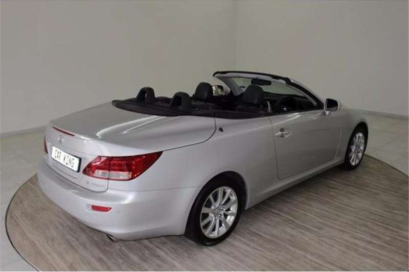 Lexus IS 250C 2010