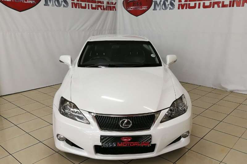 Lexus IS 250C Limited Edition 2011
