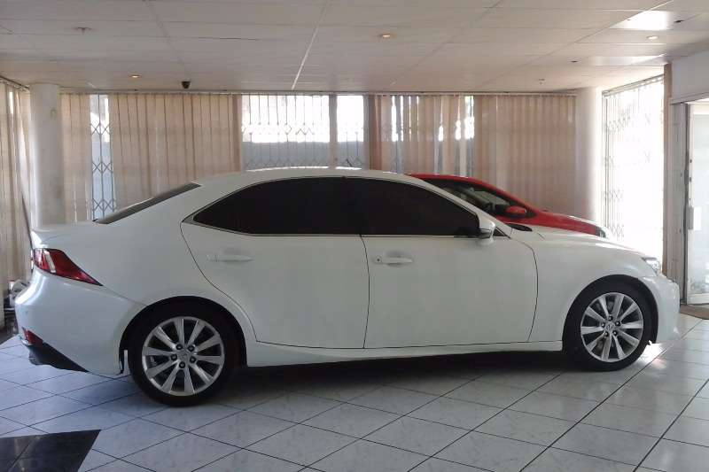 2013 lexus is 350 f sport sedan petrol rwd automatic cars for sale in gauteng r 290. Black Bedroom Furniture Sets. Home Design Ideas