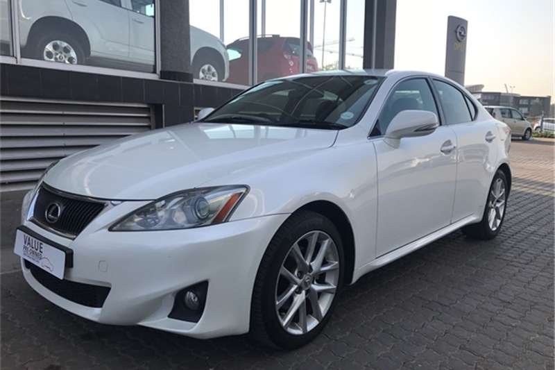 Lexus IS IS 250 automatic 2011