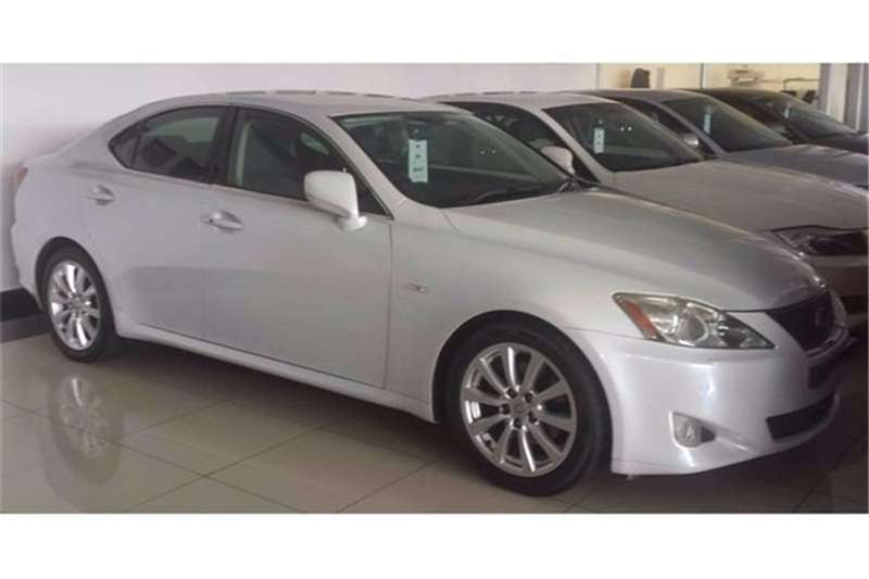 Lexus IS IS 250 SE automatic 2008