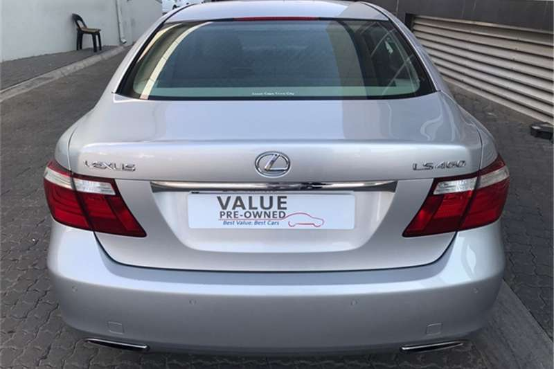 Lexus LS 460 2008