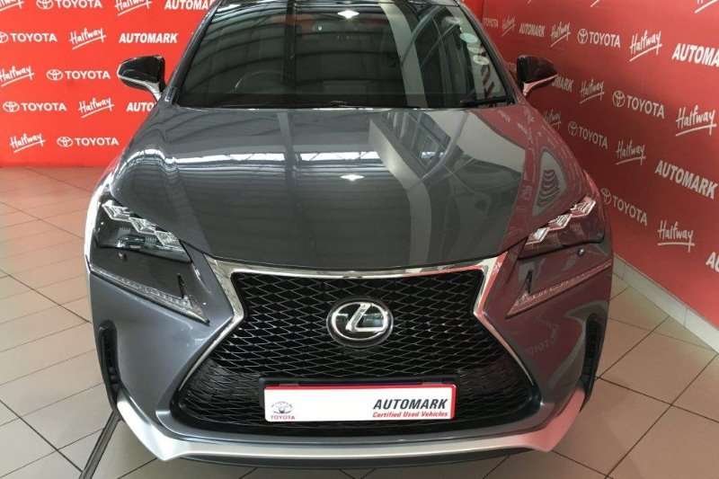 2017 lexus nx 200t f sport crossover suv petrol awd automatic cars for sale in gauteng. Black Bedroom Furniture Sets. Home Design Ideas