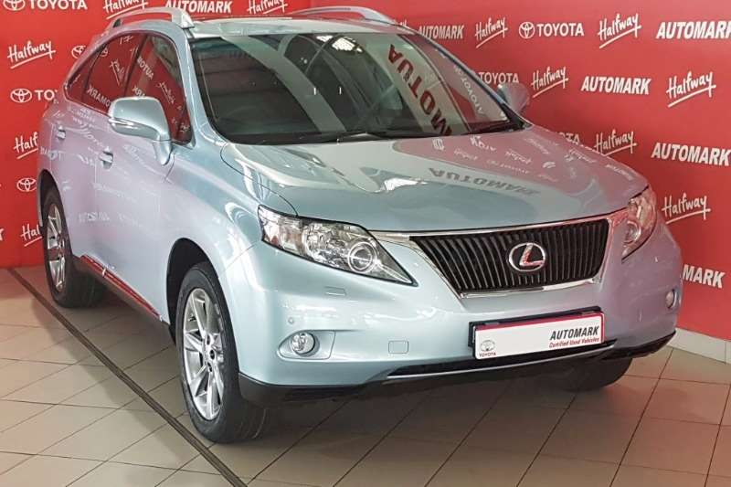 2009 lexus rx 350 xe crossover suv awd cars for sale in gauteng r 279 900 on auto mart. Black Bedroom Furniture Sets. Home Design Ideas