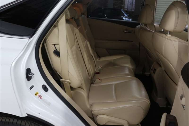 Lexus RX 350 XE 2013