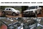 Lexus V8 0