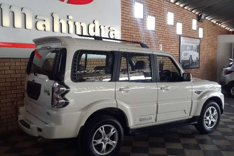 Mahindra Scorpio 2.2CRDe S10 2017