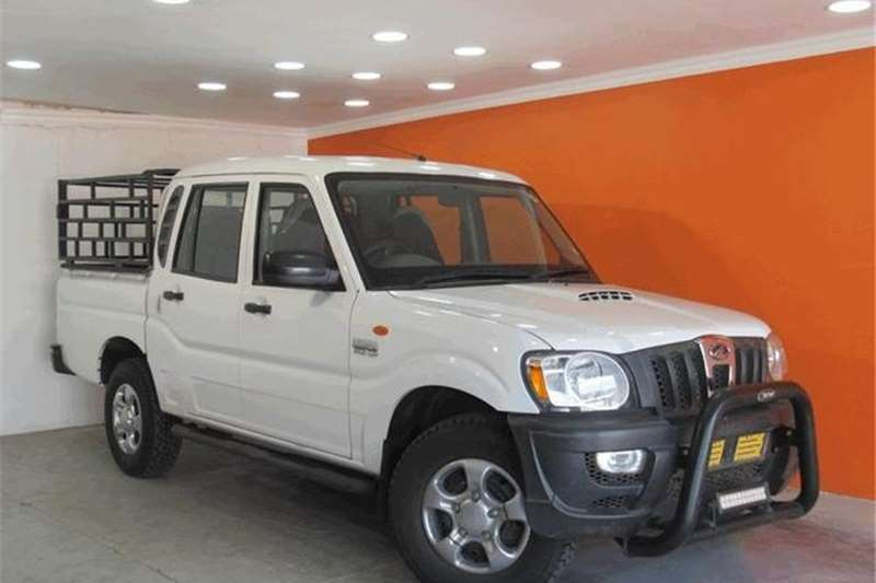 Mahindra Scorpio Pik-up 2.2 CRDe Double Cab 2012