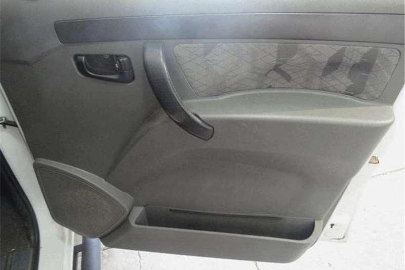 Mahindra Scorpio Pik-up 2.2 CRDe Double Cab 2012