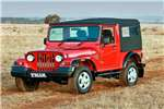 Mahindra Thar 2.5 Turbo Diesel 0