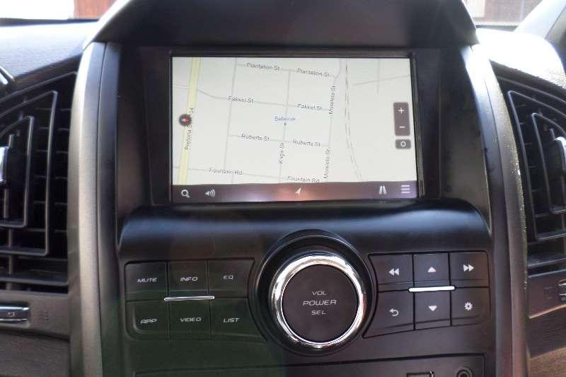 Mahindra XUV500 2.2CRDe W8 auto 2017