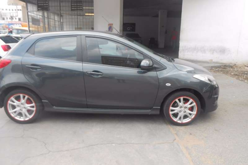 2008 mazda 2 mazda hatch 1 3 active hatchback petrol fwd manual cars for sale in gauteng. Black Bedroom Furniture Sets. Home Design Ideas