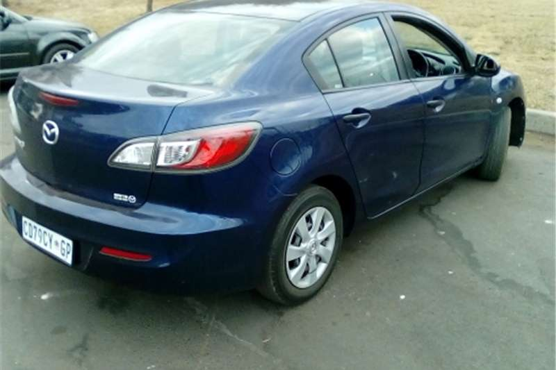 2012 mazda 3 1 6 dynamic cars for sale in gauteng r 75 000 on auto mart. Black Bedroom Furniture Sets. Home Design Ideas