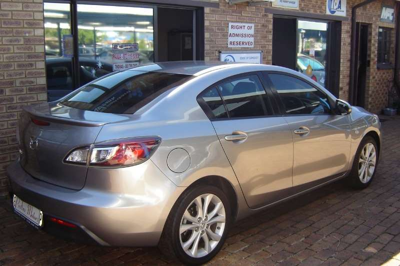 2011 mazda 3 mazda 1 6 dynamic sedan fwd cars for sale in gauteng r 129 900 on auto mart. Black Bedroom Furniture Sets. Home Design Ideas