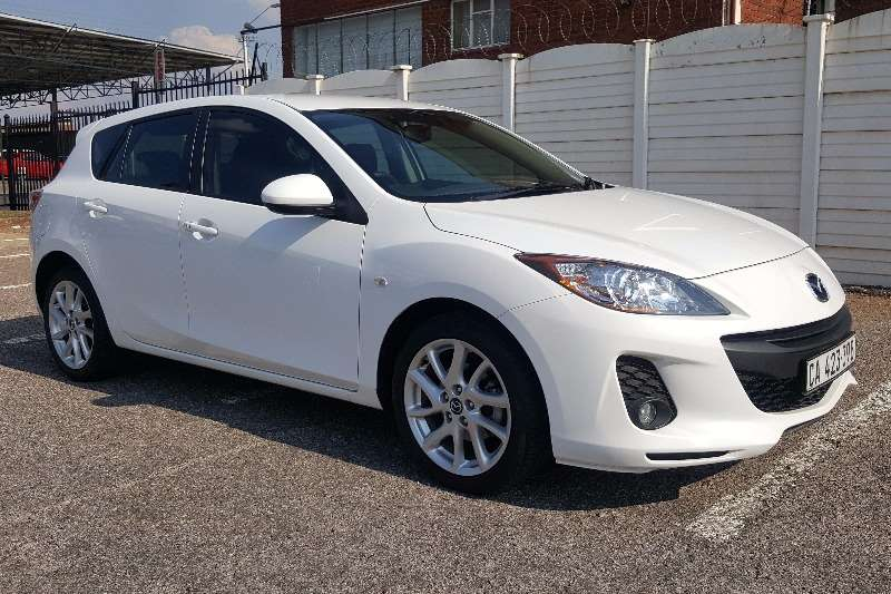 2013 Mazda 3 Mazda3 Sport 1.6 Dynamic Cars For Sale In Gauteng | R 169 900  On Auto Mart