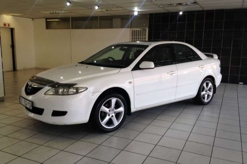 2003 mazda 6 mazda6 2 3 sporty lux auto cars for sale in gauteng r 77 950 on auto mart. Black Bedroom Furniture Sets. Home Design Ideas