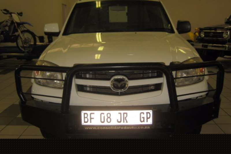 Mazda BT-50 2.5 FreeStyle Cab SLX 2011