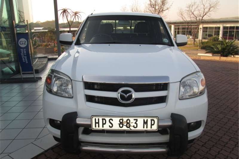 Mazda BT-50 2500D double cab SLE 2012