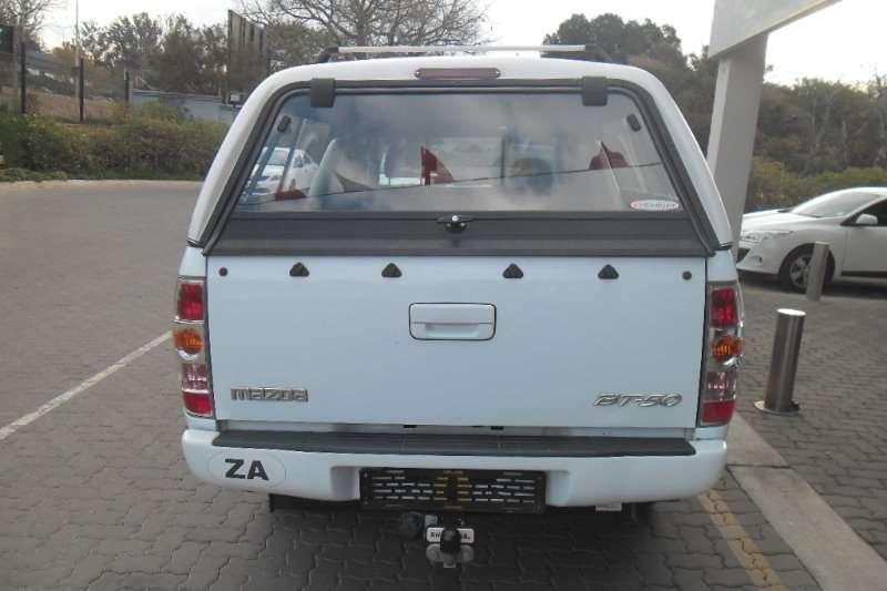 Mazda BT-50 3.0CRD Freestyle cab SLX 2012