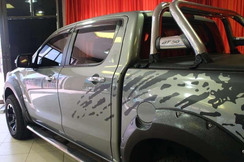 Mazda BT-50 3.2 double cab SLE auto 2013