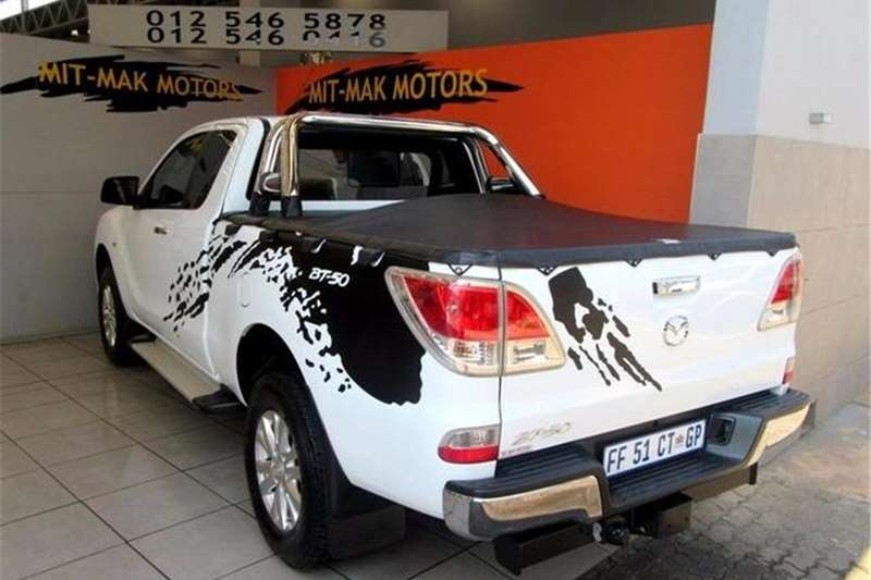 Mazda BT-50 3.2 FreeStyle Cab SLE 2012