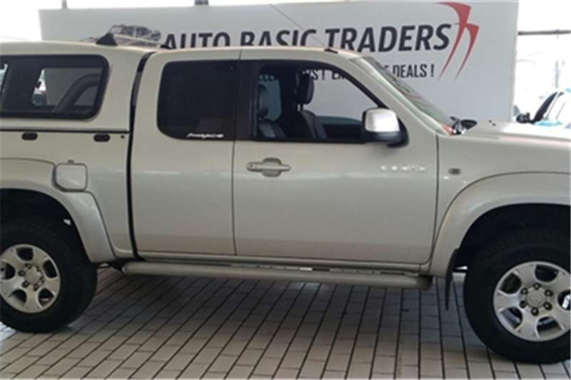 Mazda BT-50 3000D Freestyle Cab SLX 2011
