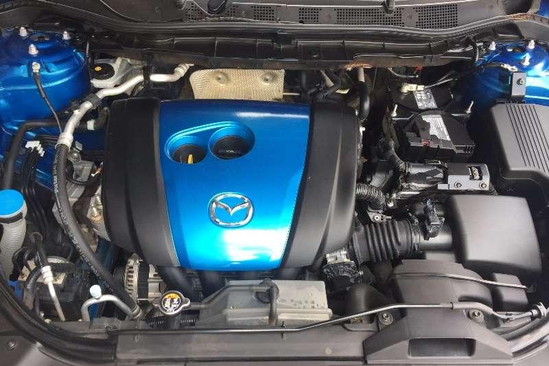 Mazda CX-5 2.0 Dynamic auto 2012