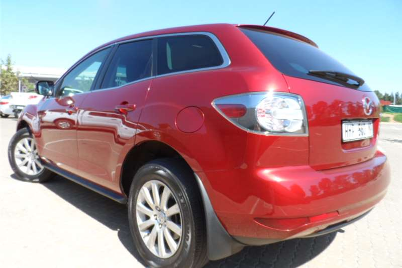 2010 mazda cx 7 2 5 dynamic crossover suv fwd cars for sale in gauteng r 149 900 on auto. Black Bedroom Furniture Sets. Home Design Ideas