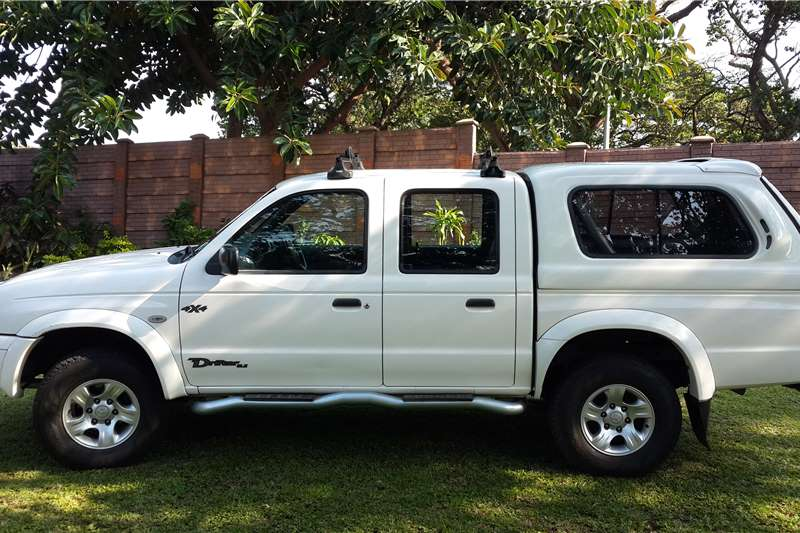 2005 mazda drifter 2 5 tdi 4x4 double cab cars for sale in kwazulu natal r 125 000 on auto mart. Black Bedroom Furniture Sets. Home Design Ideas