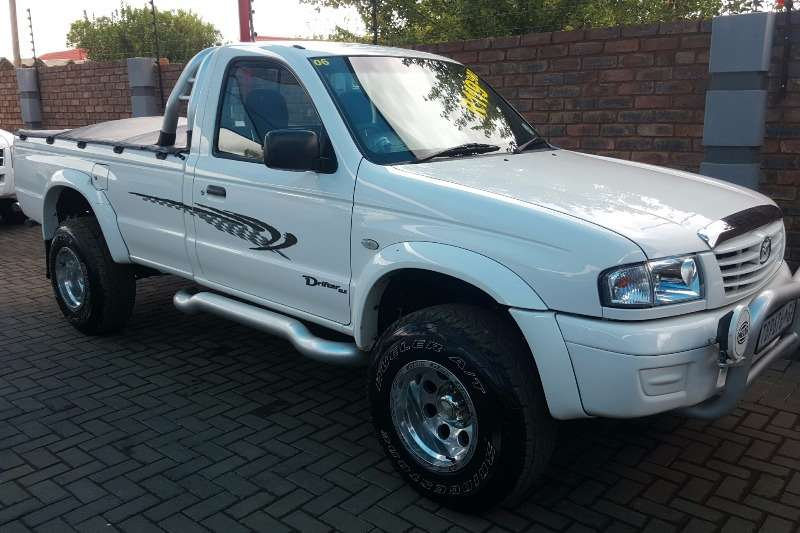2006 Mazda Drifter B2600 hi ride SLX Single cab bakkie ...